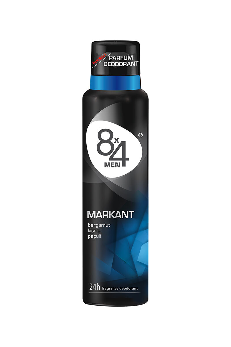Image for 8X4 Deosorant Markant 150Ml from Eskişehir