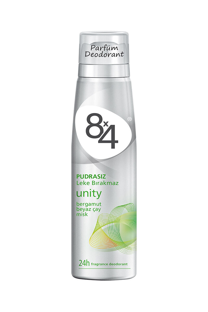 Image for 8X4 Deodorant 8 Unity 150 Ml from Antalya