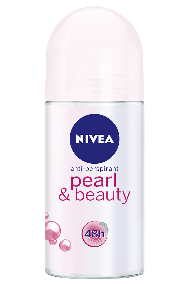 Image for Nivea Roll On Pearl Beauty 50Ml from Bursa