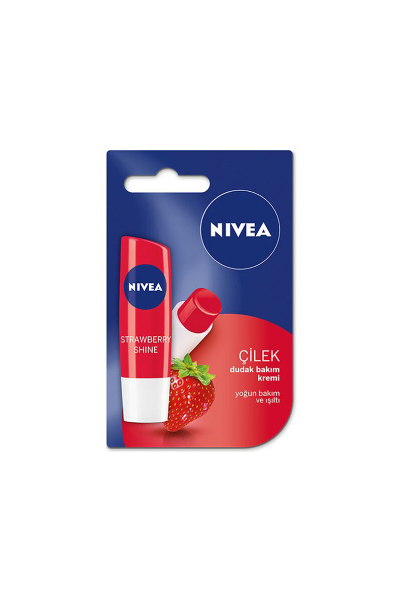 Image for Nivea Lip-Dudak Çilek/Strawberry from Antalya