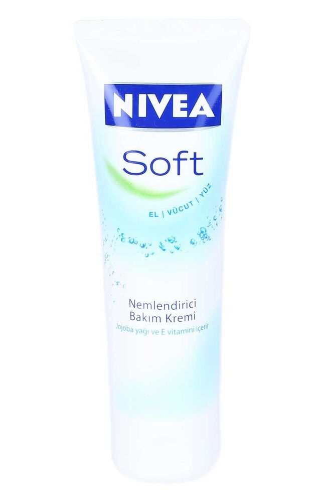 Image for Nivea Soft Krem 75 Gr Tüp from Bursa