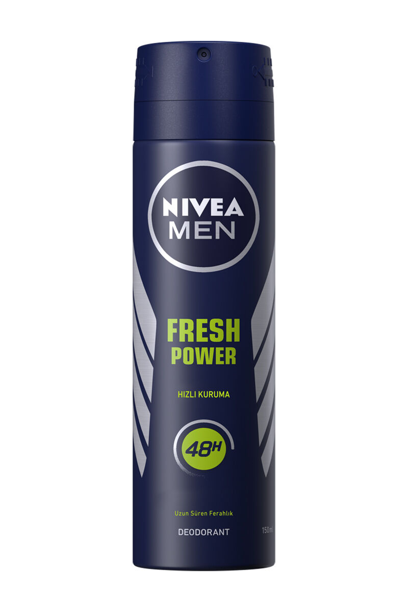 Nivea Deodorant Fresh 150 Ml Power Sprey