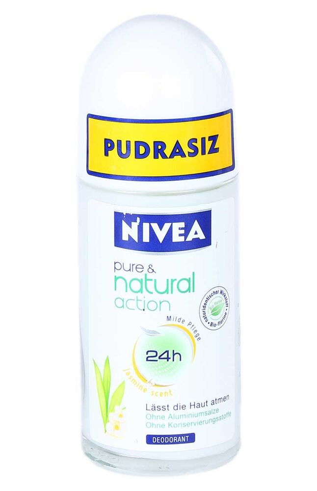 Image for Nivea Roll On Pure&Natural Jasmine Bayan 50Ml from Kocaeli