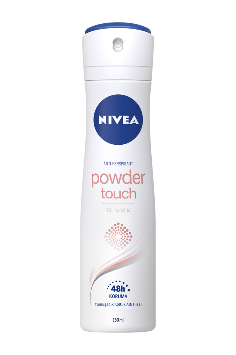 Nivea Deodorant Powder Touch 150Ml Bayan