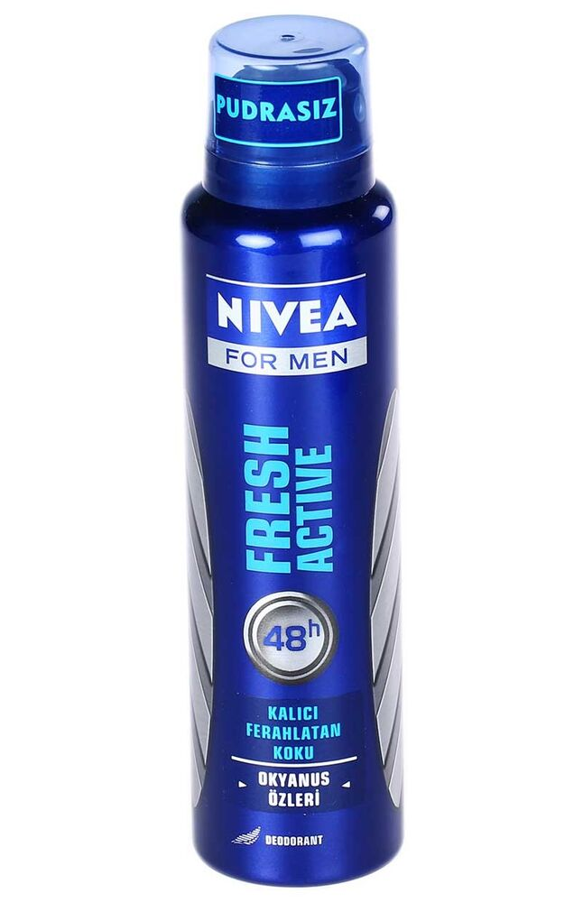 Image for Nivea Deodorant Fresh Erkek150Ml from İzmir