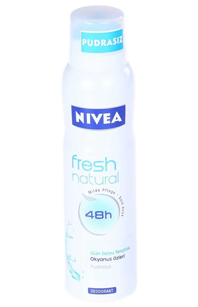 Image for Nivea Deodorant Fresh Bayan 150Ml from Eskişehir