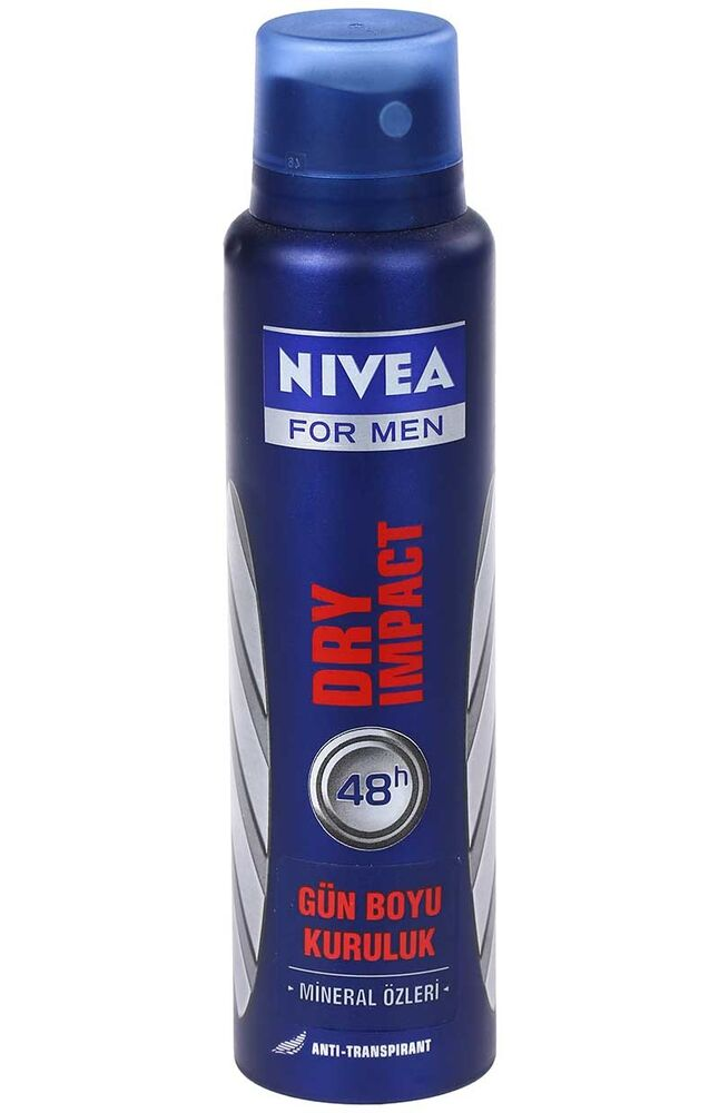 Image for Nivea Deodorant Dry 150Ml Erkek from Kocaeli