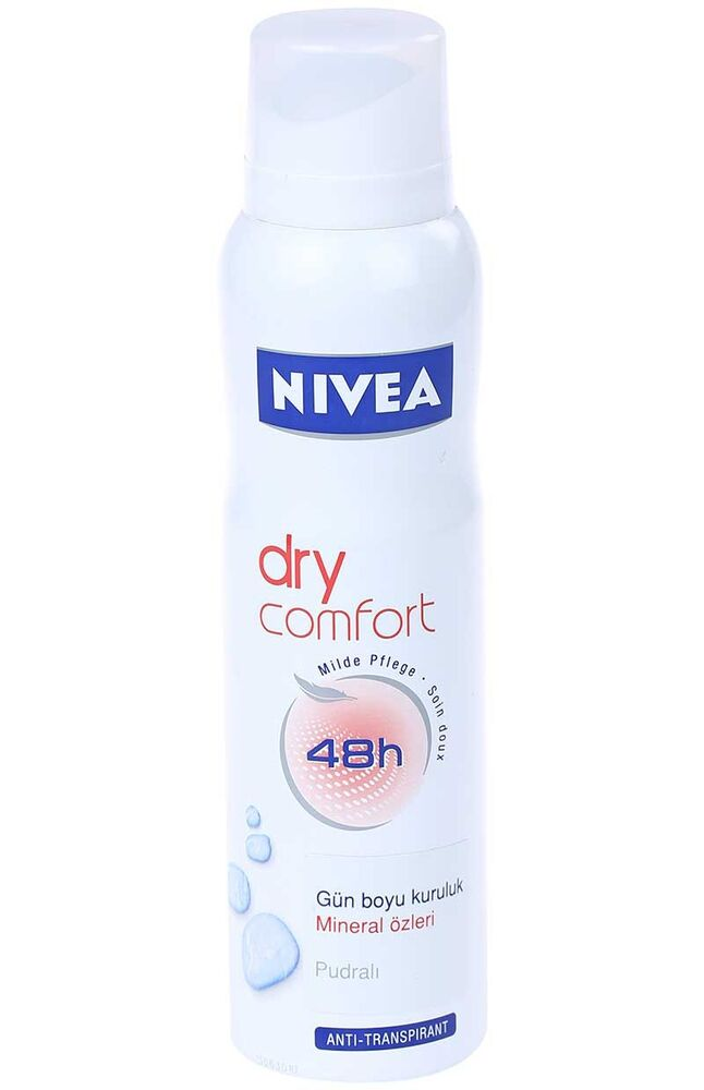 Image for Nivea Deodorant Dry 150Ml Bayan from Antalya
