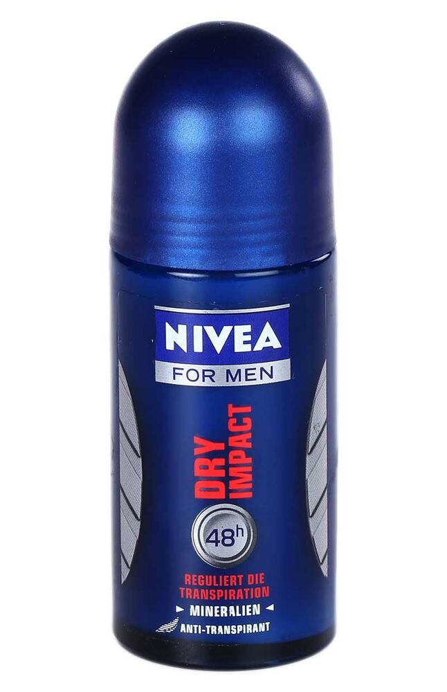 Nivea Roll On Dry Erkek 50Ml