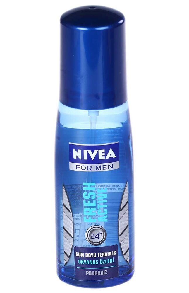 Image for Nivea Pump Sprey Men 75 Ml Fresh Active from Kocaeli