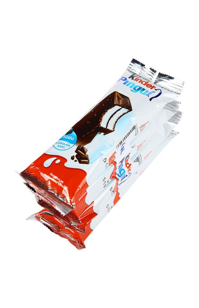Image for Kinder Pingui 4 lü 152 Gr. from Eskişehir
