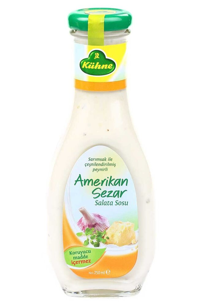 Image for Kühne Salata Sosu (Amerikan Sezar) 250 Ml from Antalya