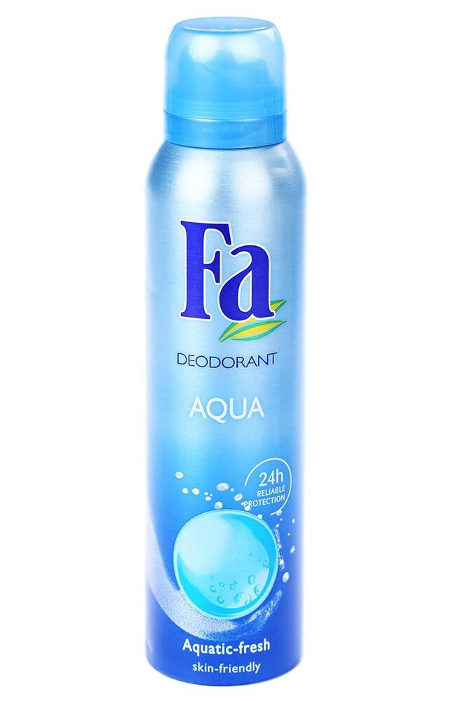 Image for Fa Deodorant 150 Ml Bay Aqua from Kocaeli