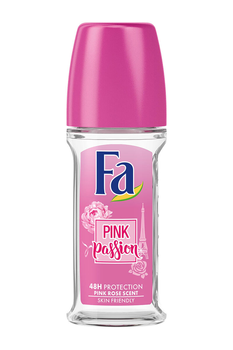 Fa Roll-On 50 Ml Bayan Pink Passion