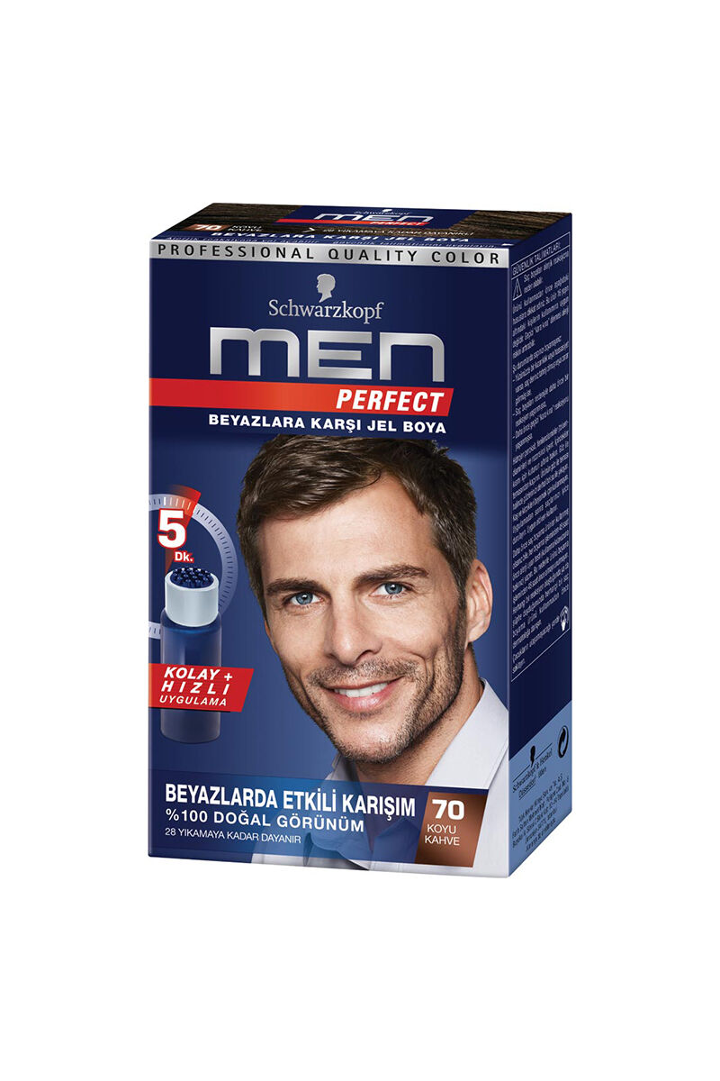 Image for Men Perfect 70 Koyukahve Erkek Saç Boyası from Bursa