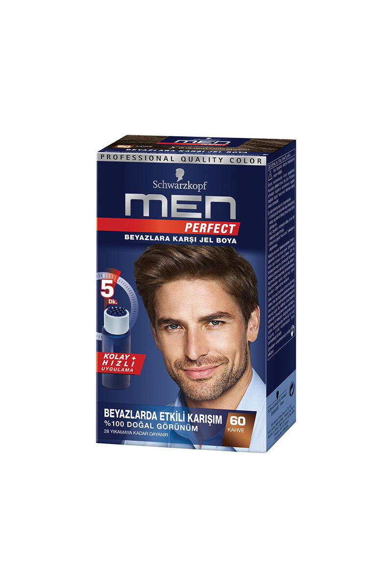 Image for Men Perfect 60 Kahve Erkek Saç Boyası from Bursa