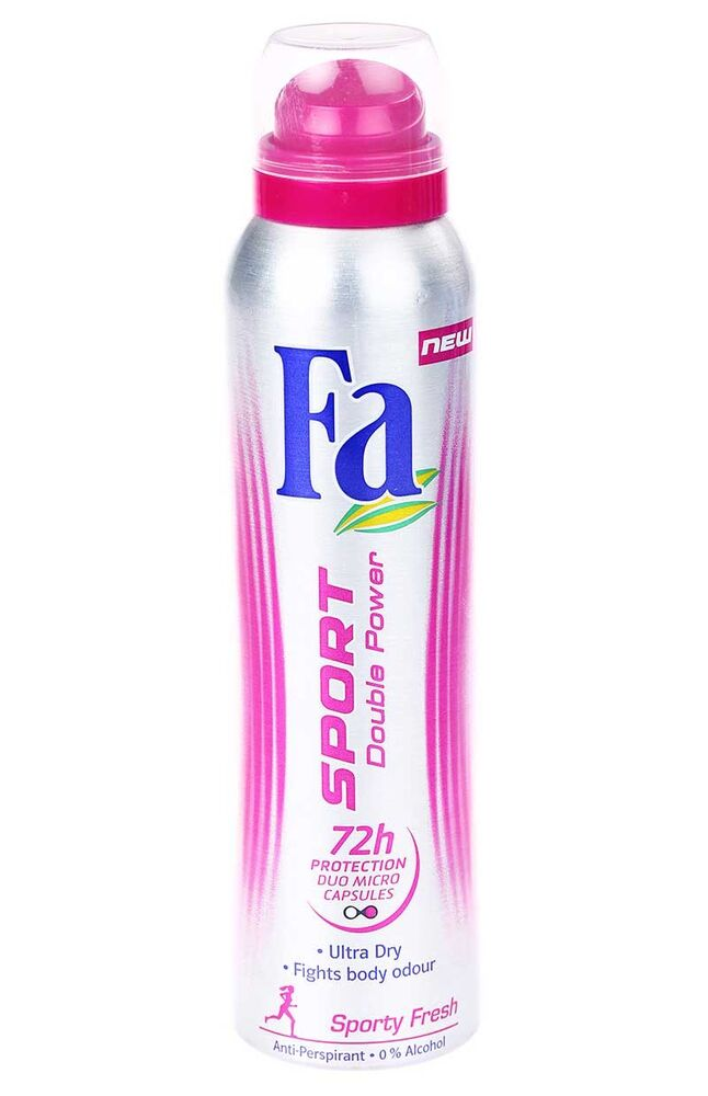 Fa Deodorant Double Power Sport