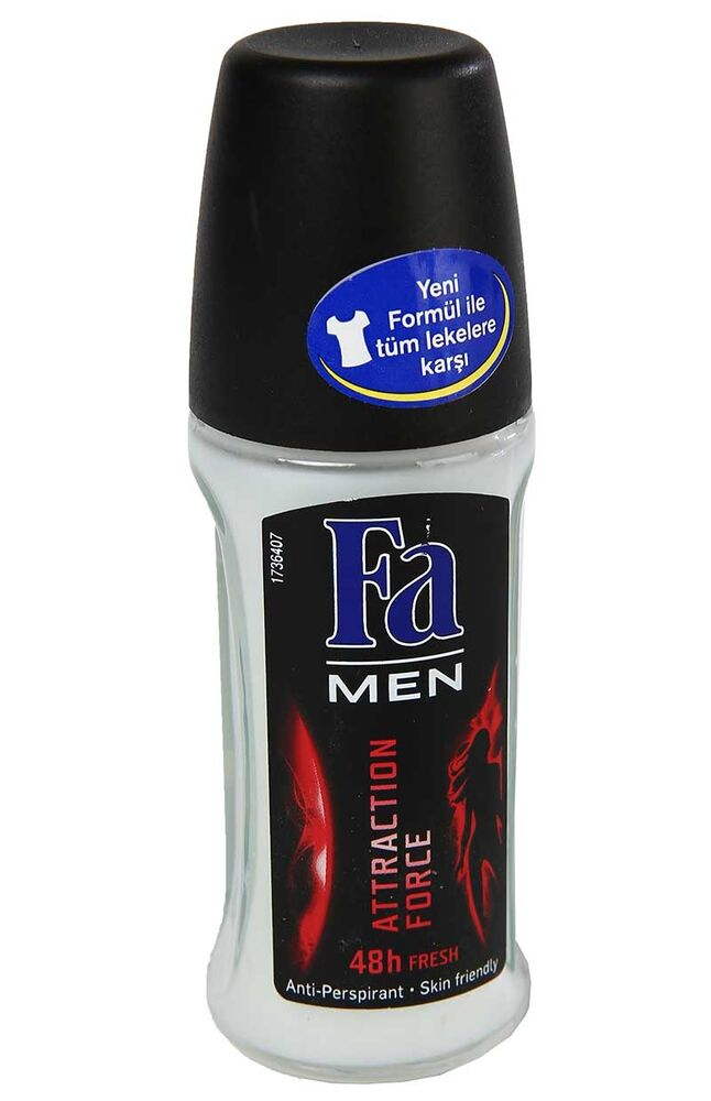 Fa Roll-On 50 Ml Bay Attrction Force