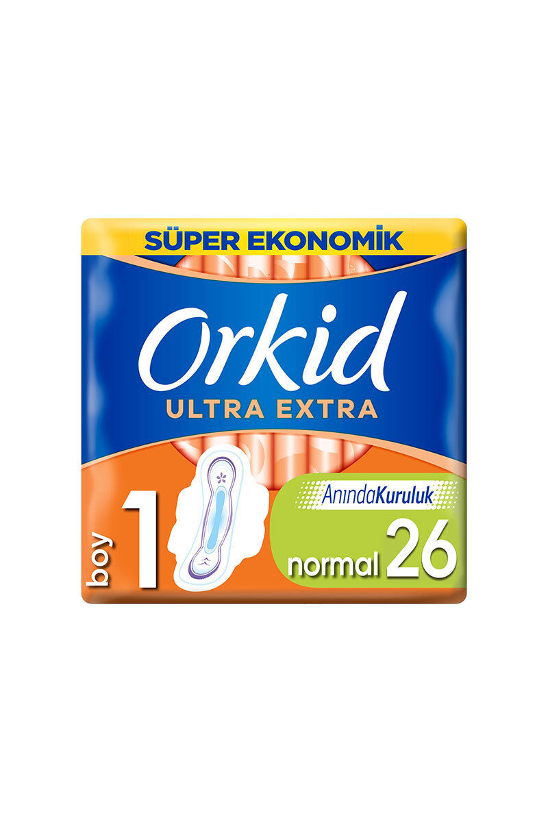 Orkid Ultra Extra 4'Lü Normal