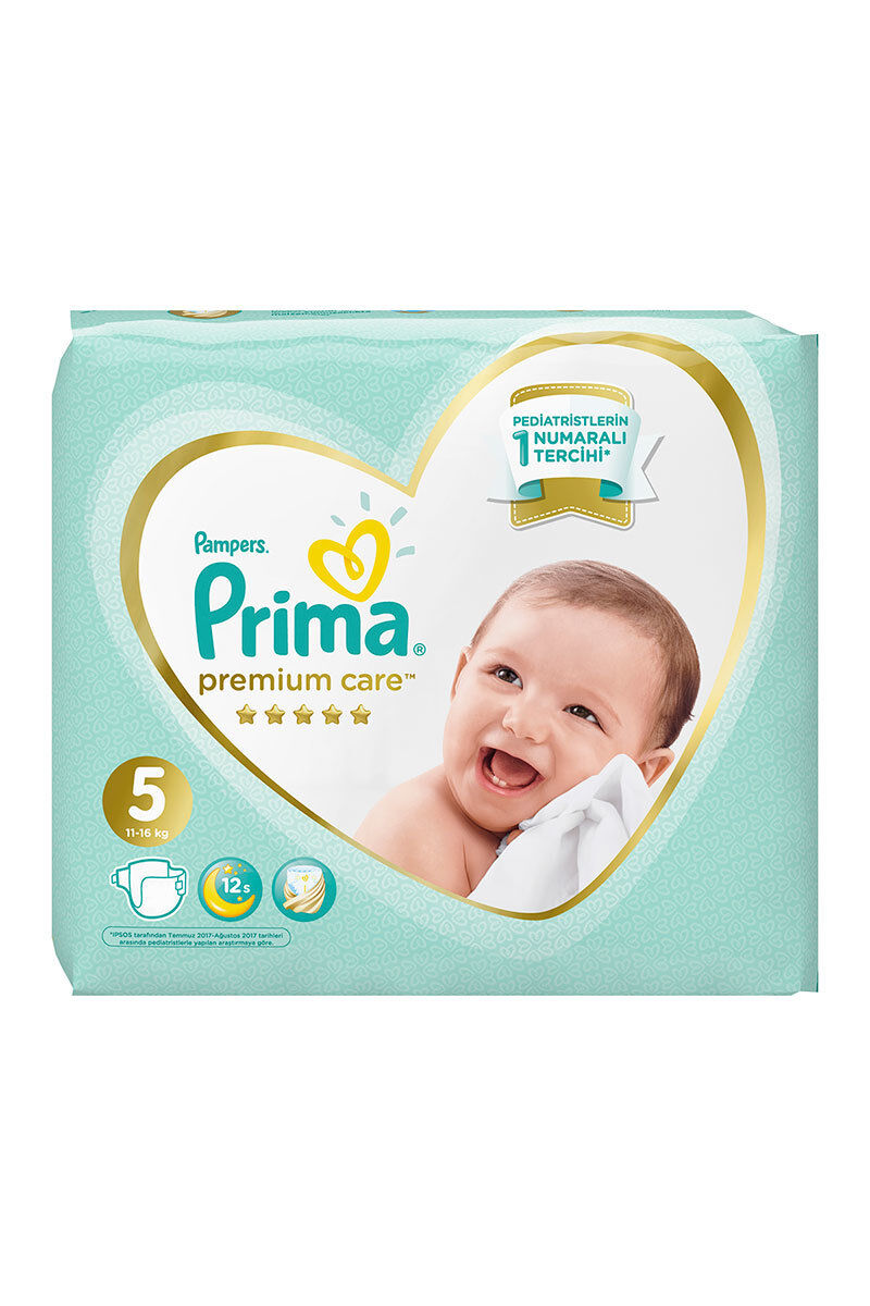 Image for Prima Bebek Bezi İkiz Premium Care Junior(5) 11-18 Kg 26 Ped from Bursa