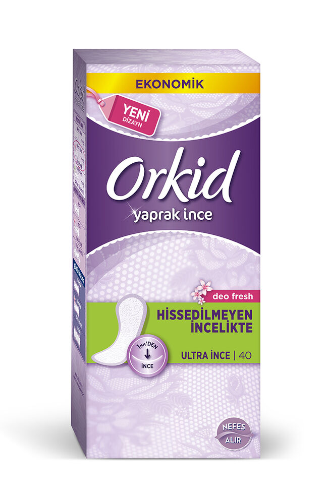 Image for Orkid Yaprak 40Lı Deo Fresh from Antalya