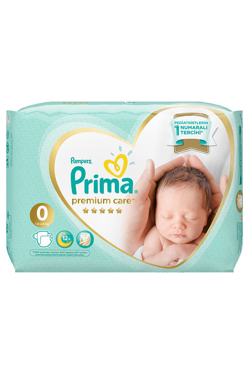 Image for Prima Bebek Bezi Premium Care Premature(0) 2-5 Kg 30 Ped from Bursa