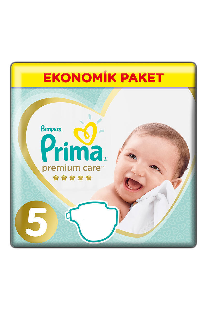 Image for Prima Bebek Bezi Premium Care Jumbo Junior(5) 11-18 kg 42 Ped from Antalya