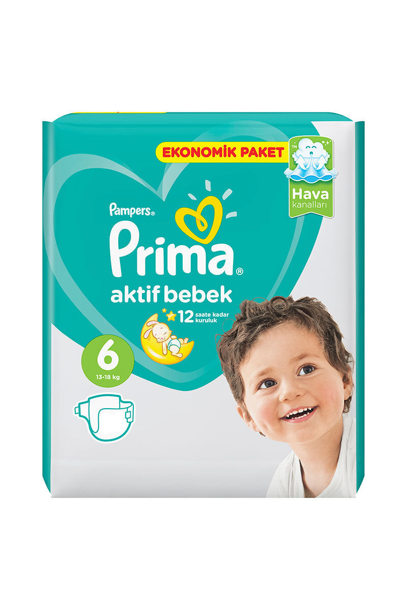 Image for Prima Bebek Bezi Ekonomik Extra Large (6) 15+ Kg 28 Ped from Bursa