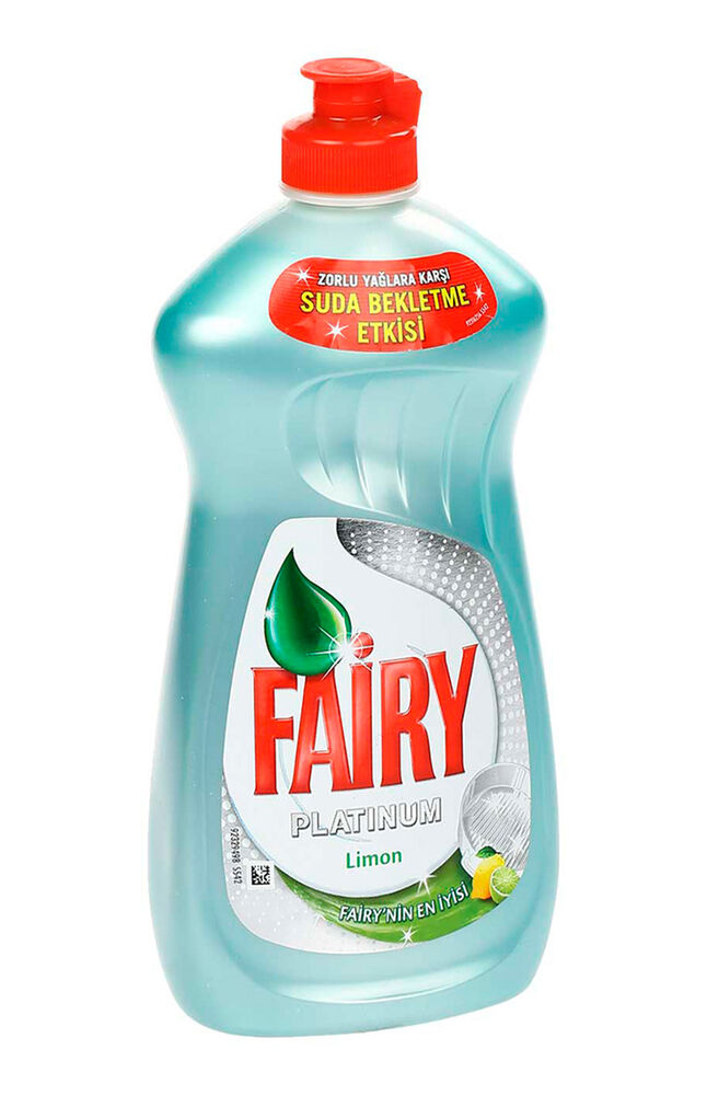 Image for Fairy Bulaşık Deterjanı Platinum 430 Ml Limon from Kocaeli