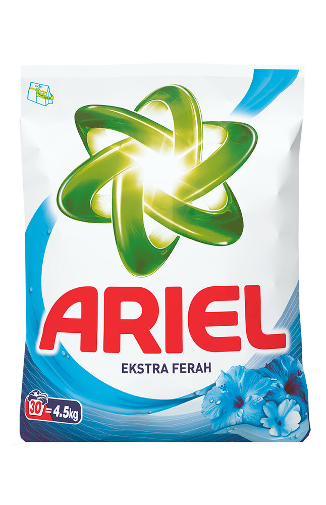 Image for Ariel 4.5Kg Ekstra Ferah Bahar from Antalya