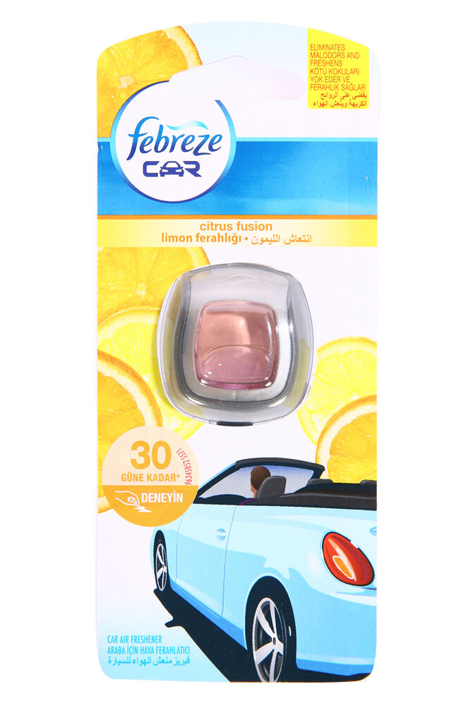 Image for Febreze Oto Kokusu Limon Ferahlığı from Bursa