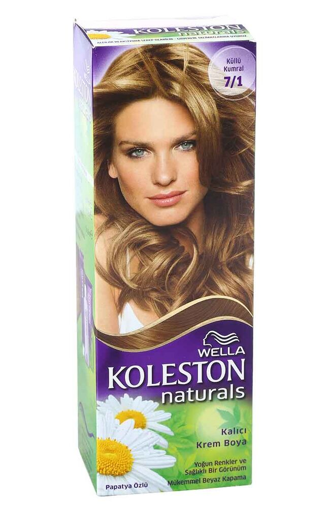 Image for Koleston Naturals Saç Boyası Maxi 7/1 from Kocaeli