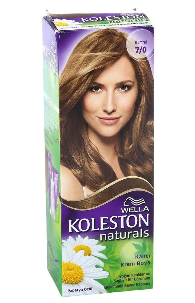 Image for Koleston Naturals Saç Boyası Maxi 7/0 from Bursa