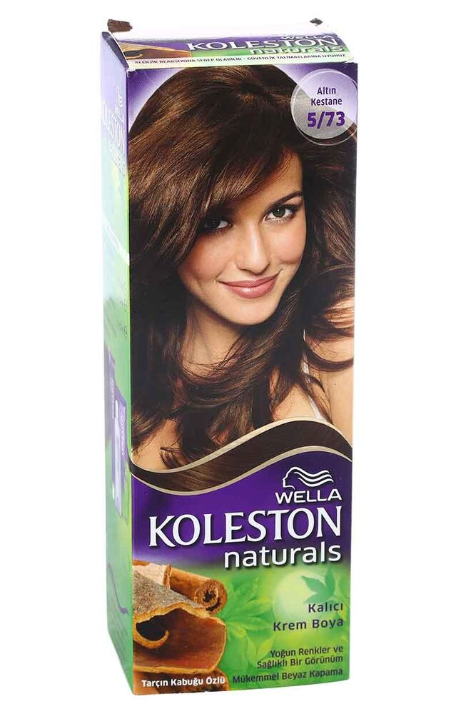 Image for Koleston Naturals Saç Boyası Maxi 5/73 from Antalya