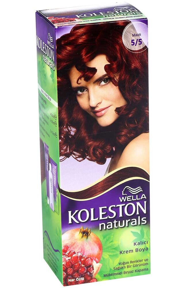 Image for Koleston Naturals Saç Boyası Maxi 5/5 from Kocaeli