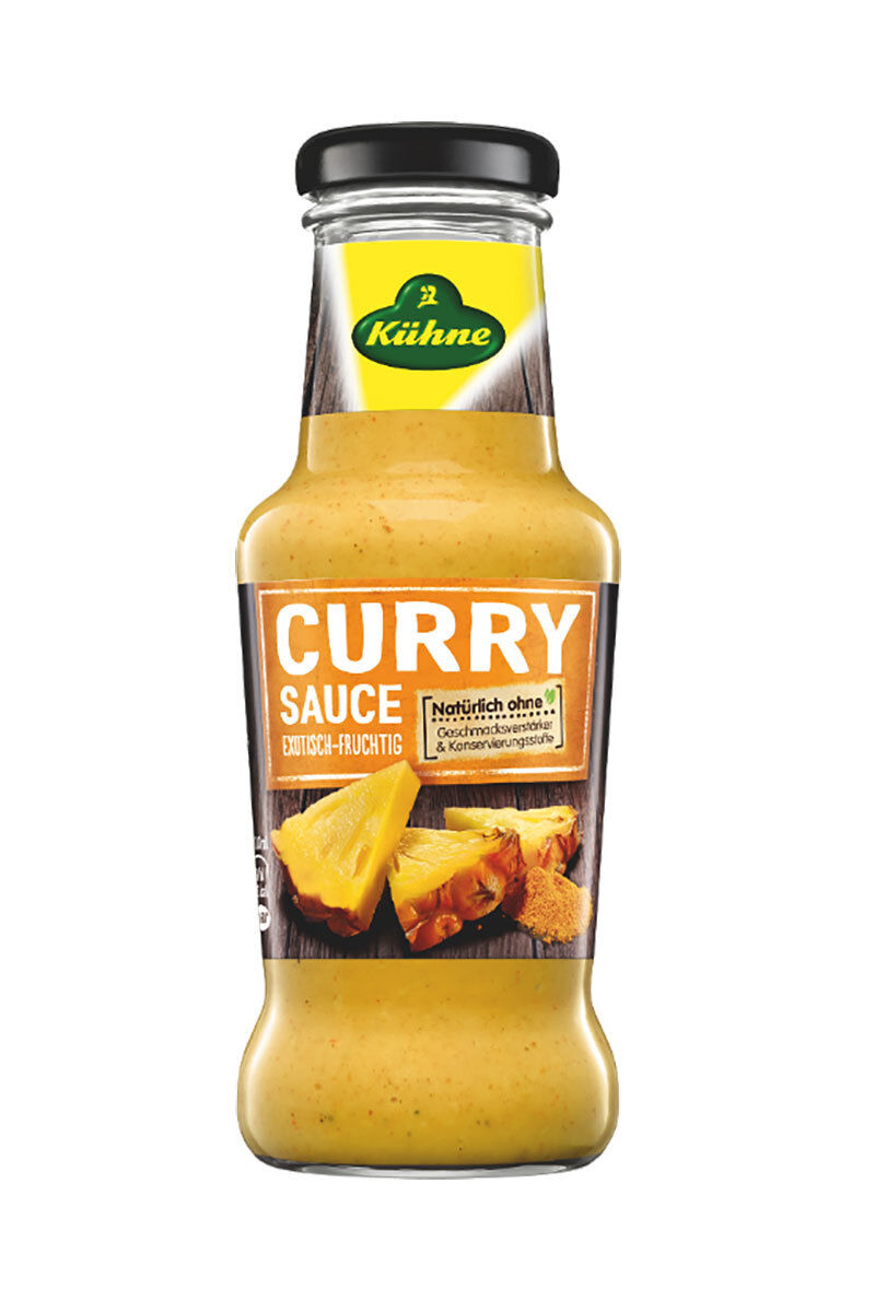 Image for Kühne Curry Et Sos 250 Gr. from Bursa