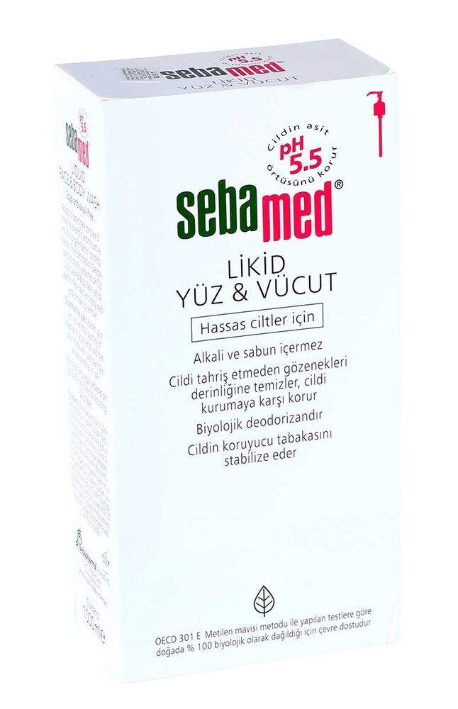 Image for Sebamed Likid 1000Ml Temizleyici from Bursa