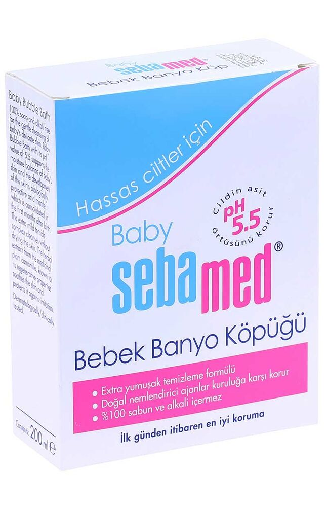 Image for Sebamed Baby 200Ml Banyo Köpük from Bursa