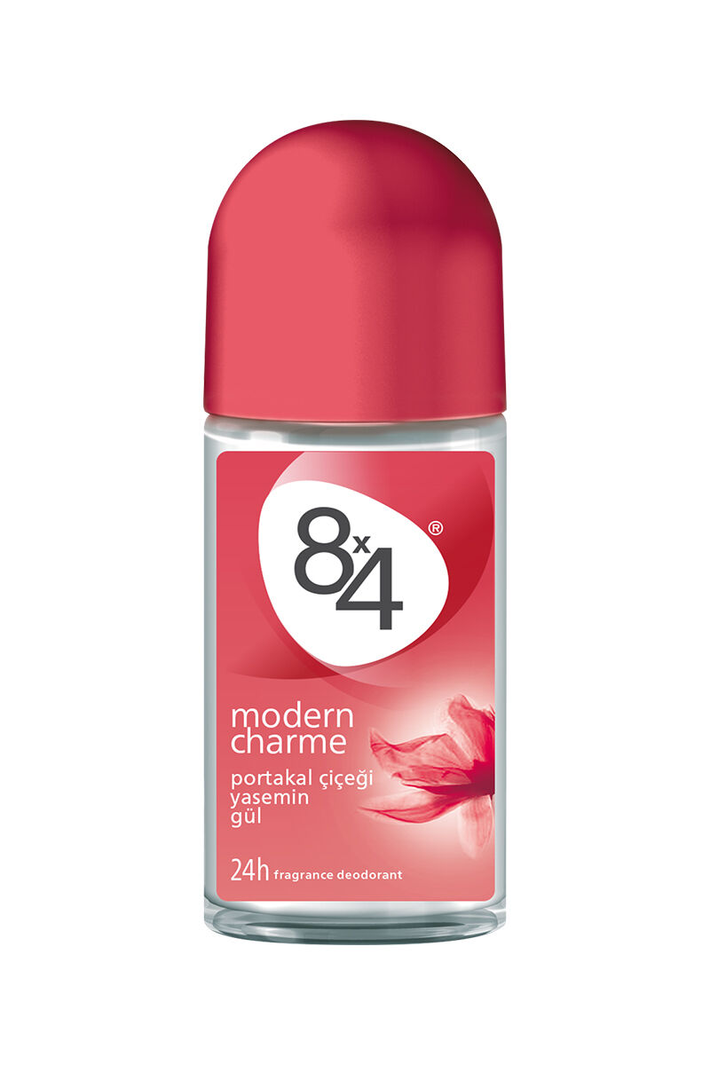 Image for 8X4 Roll-On Modern Charme 50Ml from Bursa