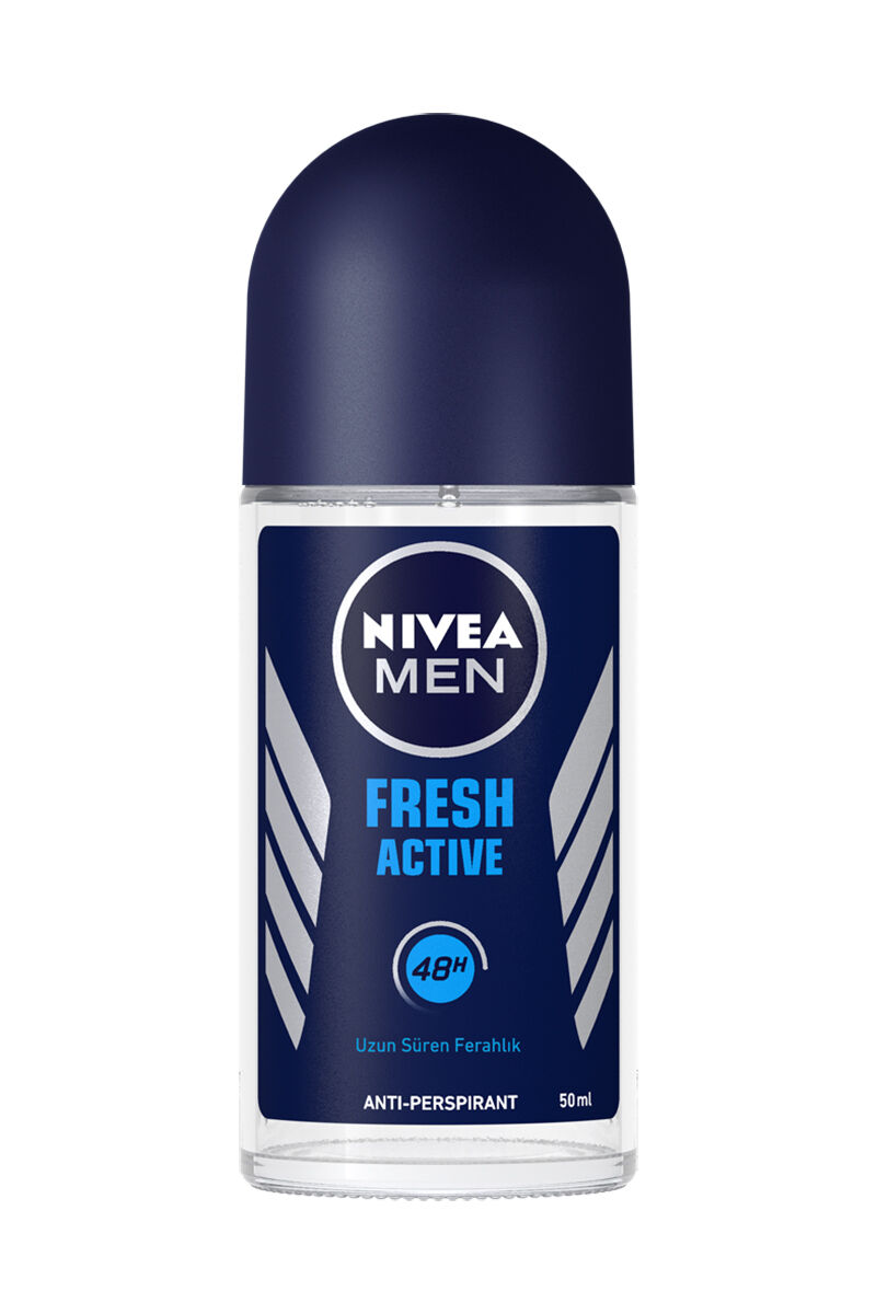 Nivea Roll On Fresh Erkek 50Ml