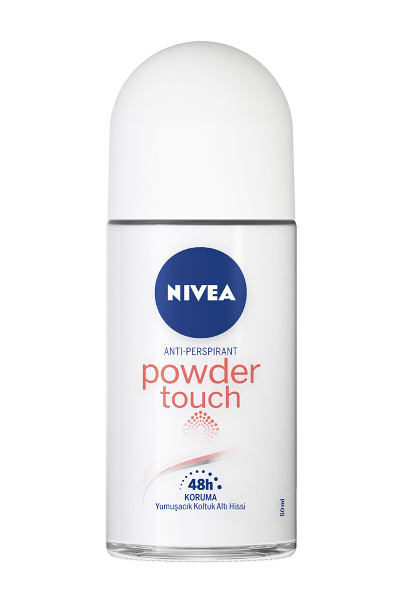 Image for Nivea Roll-On Powder Touch 50Ml Bayan from Antalya