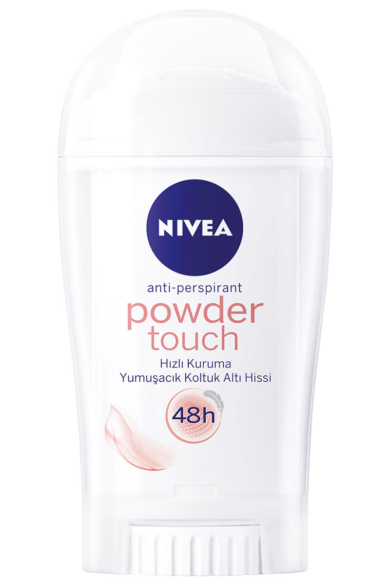 Nivea Deo Stick Powder Touch 40Ml Kadın