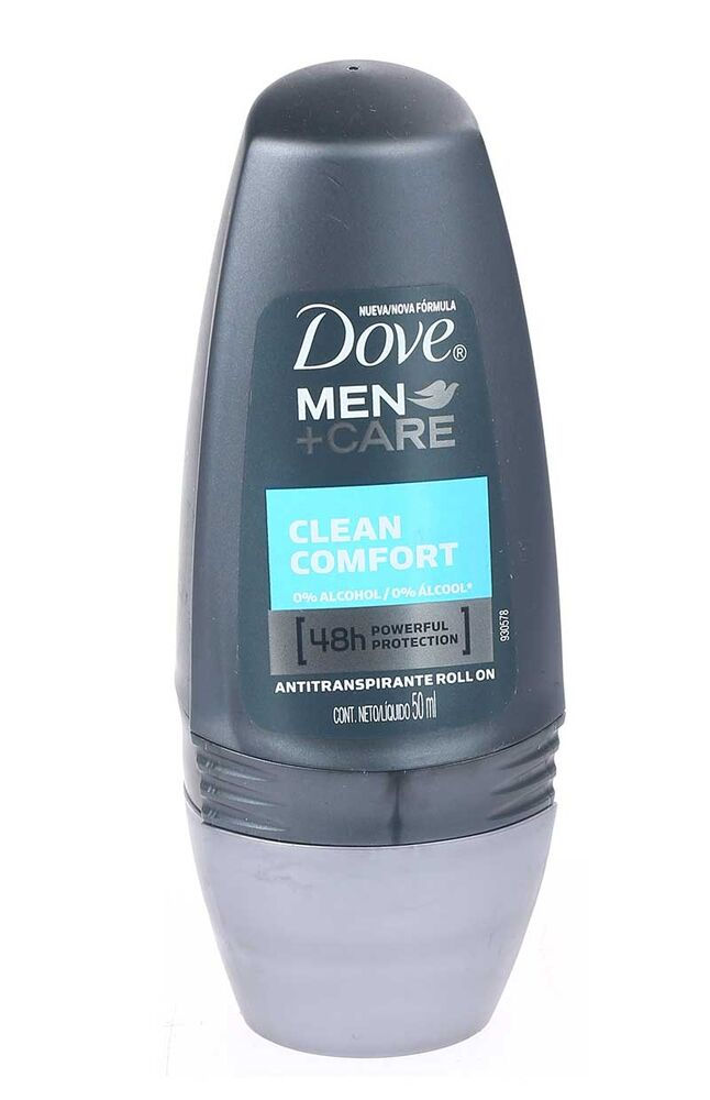 Dove Roll-On 50Ml Men Clean Comfort Men