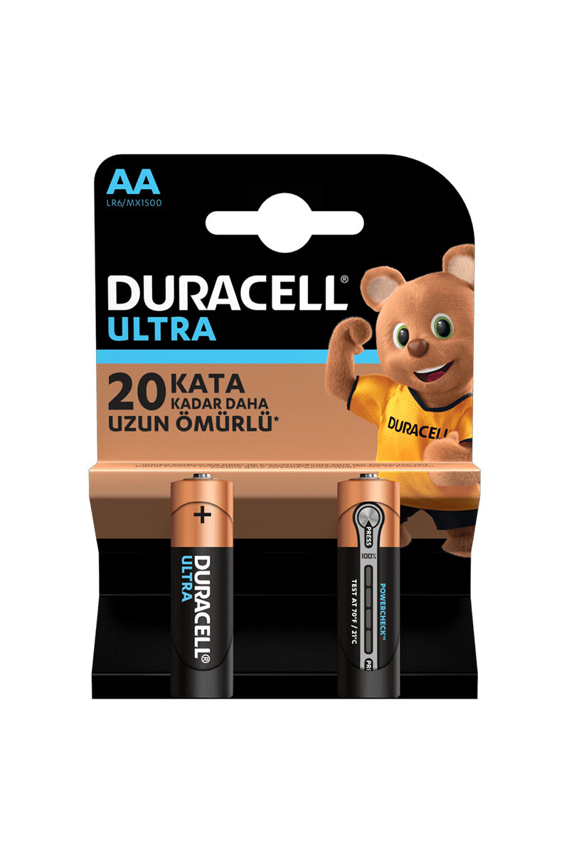 Image for Duracell Turbo Max 2Li Pil Aa from Kocaeli