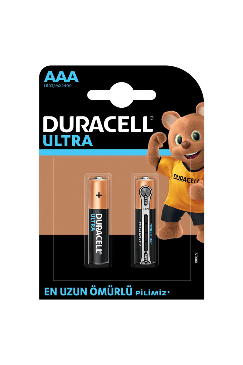 Image for Duracell Turbo Max 2Li Pil Aaa from Kocaeli