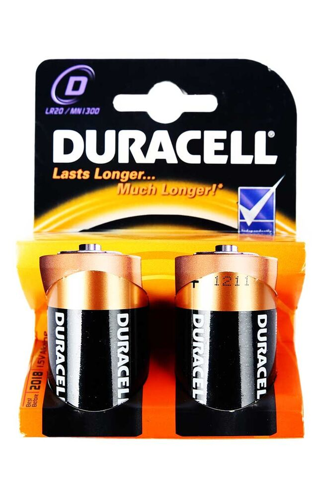 Image for Duracell D 2'Li Pil from Eskişehir