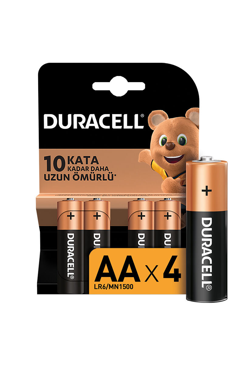 Image for Duracell Aa 4'Lü Pil from İzmir