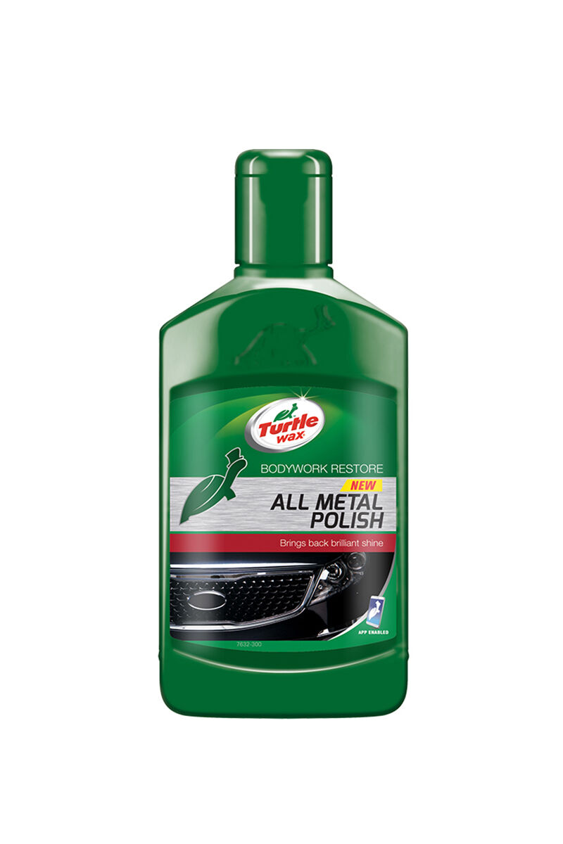 Image for Turtle Wax Krom Parlatıcı 300Ml from Eskişehir