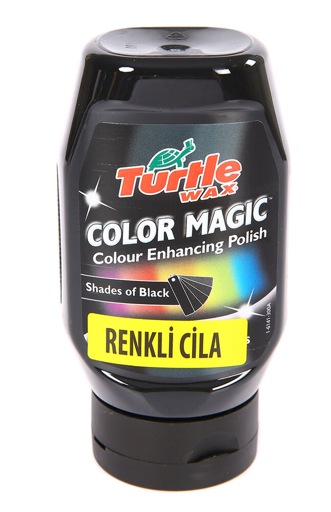Image for Turtle Wax Renkli Cila Siyah 300Ml from Bursa