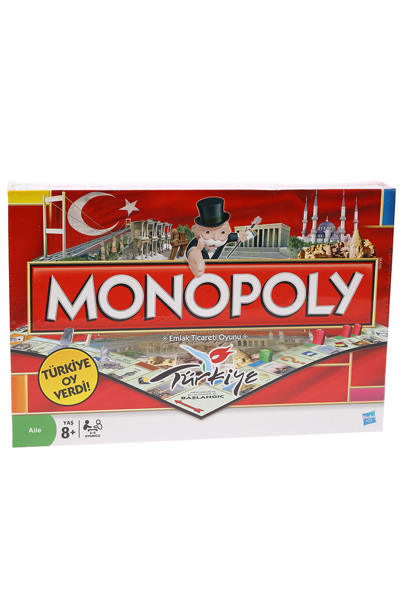 Image for Monopoly Türkiye from Antalya